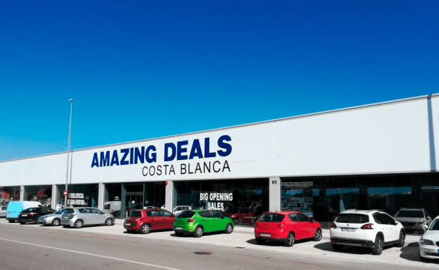 Imagen: Tienda Amazing Deals Costa Blanca