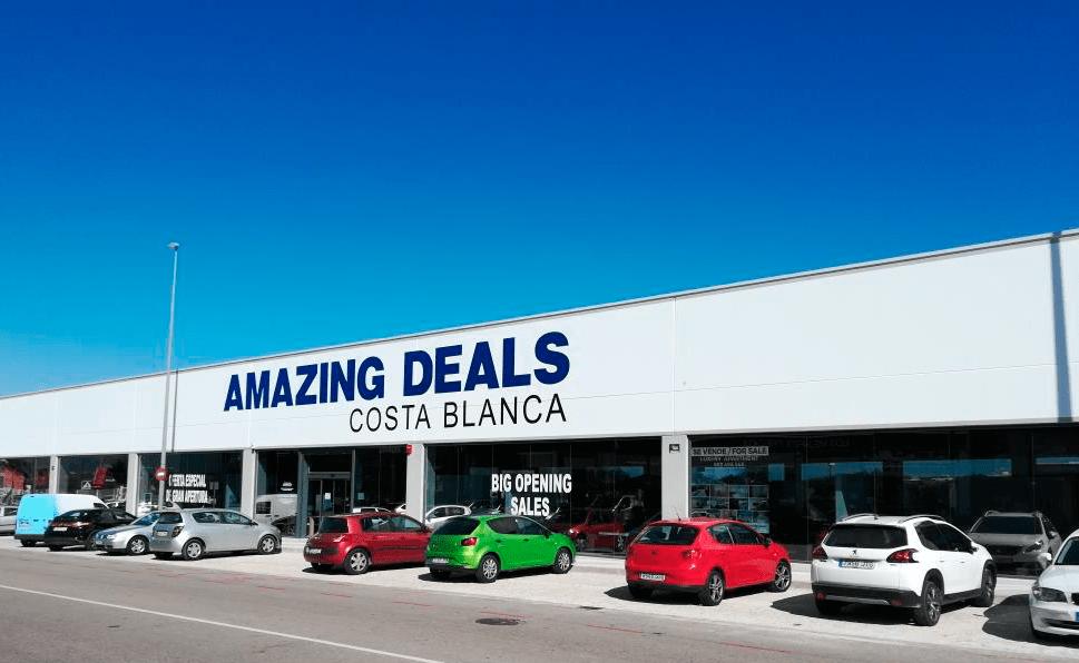 Tienda Amazing Deals Costa Blanca