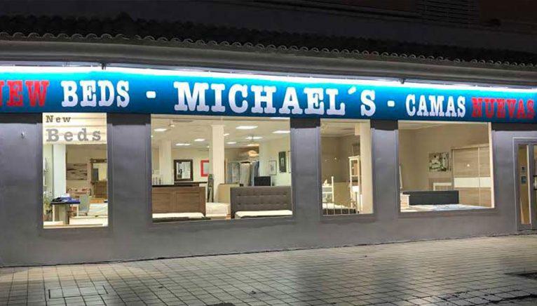 Tienda de muebles en el Arenal en Jávea - MICHAEL'S
