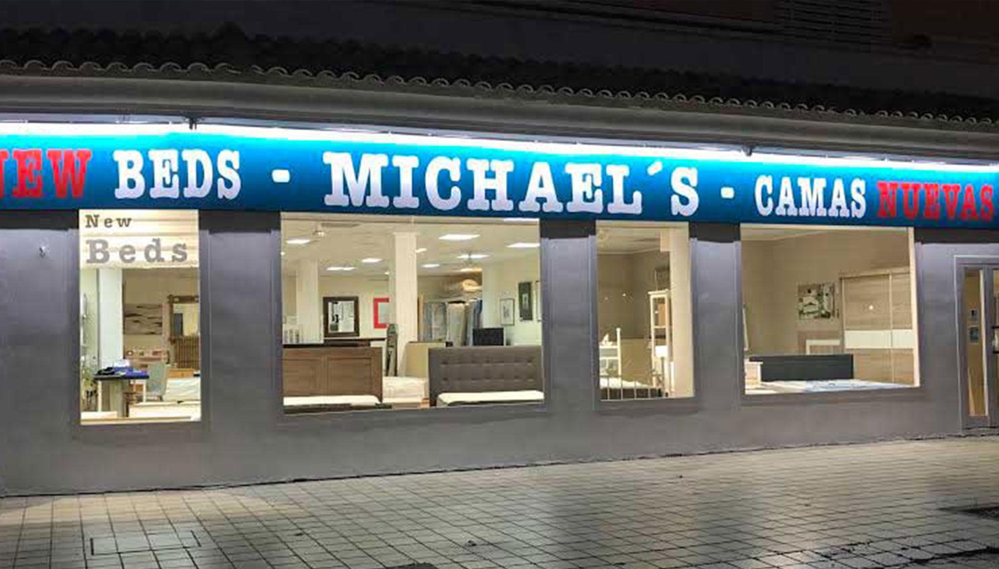 Tienda de muebles en el Arenal en Jávea – MICHAEL'S