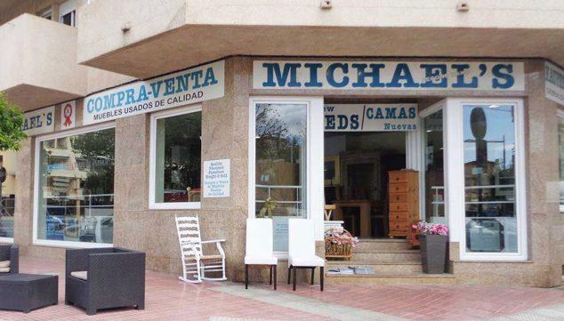 Imagen: Tienda del Puerto de Jávea - MICHAEL'S