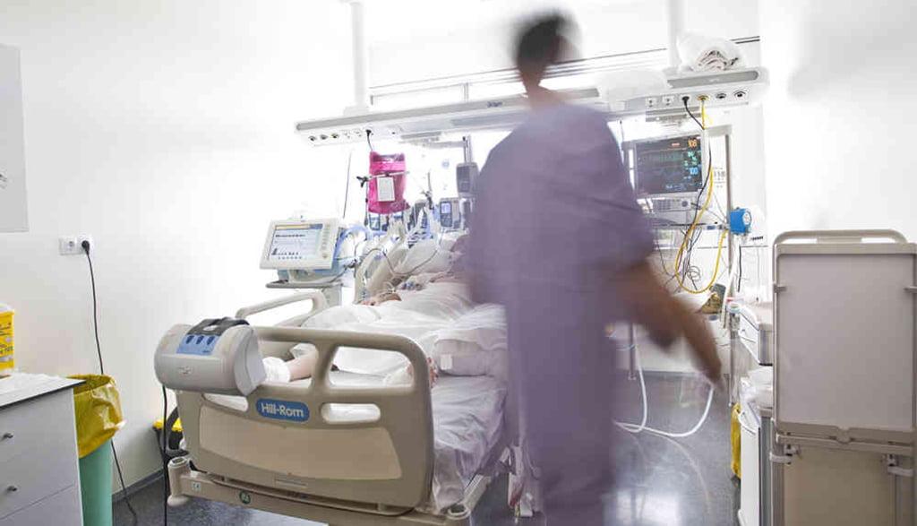 UCI del Hospital de Dénia