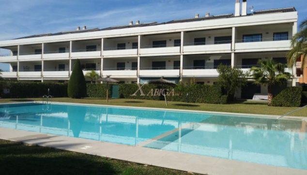 Imatge: Vista exterior d'un apartament en venda a Xàbia - Xabiga Immobiliària