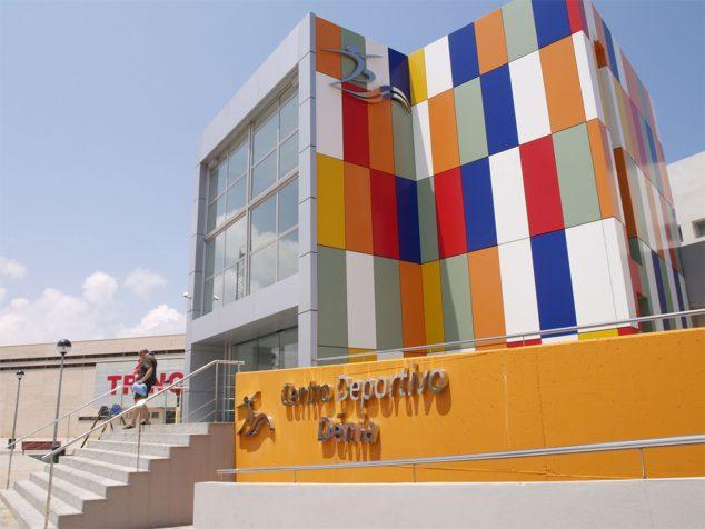 Imatge: Vista exterior de Centre Esportiu Dénia
