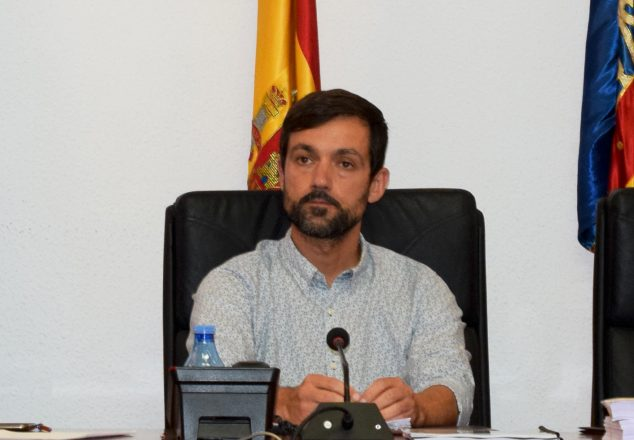 Imagen: Alcalde de El Poble Nou de Benitatxell