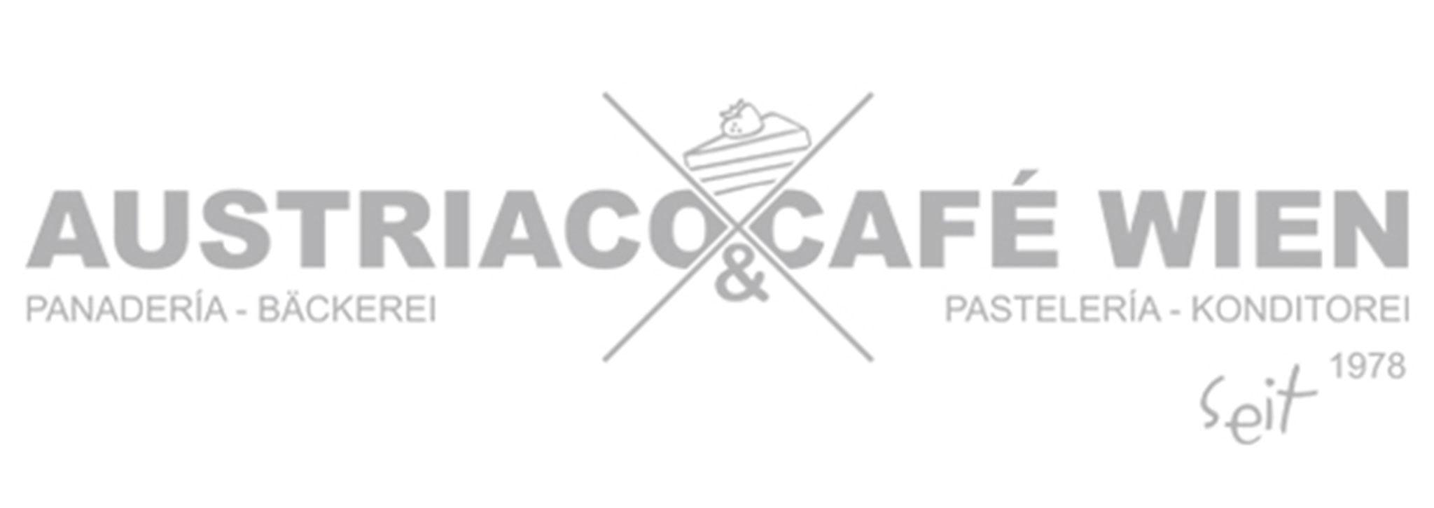 Logotipo Austriaco Café Wien