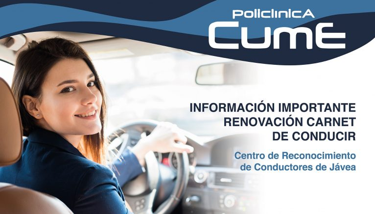 Informatie van het Jávea Driver Recognition Center