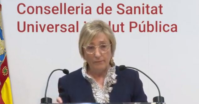 Image: Minister of Health, Ana Barceló