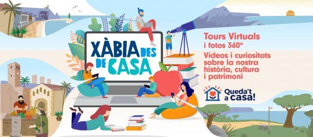 Imatge: Cultura de Xàbia des de casa