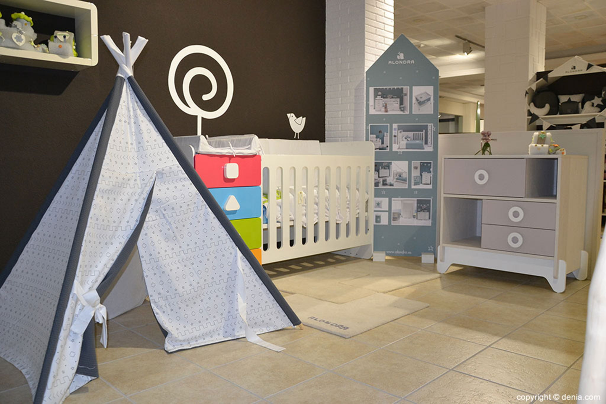Dormitorio infantil – Muebles Martínez