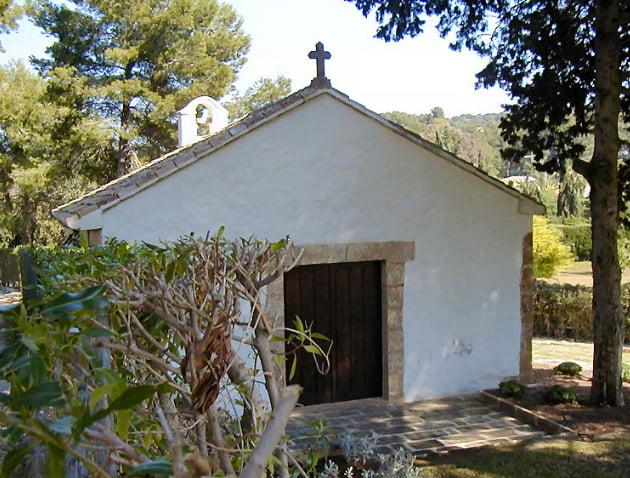 Imagen: Ermita de San Hermenegildo y San Martín