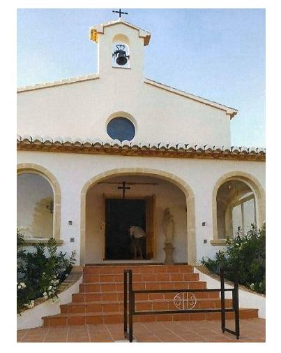 Imagen: Ermita de Sant Sebastià