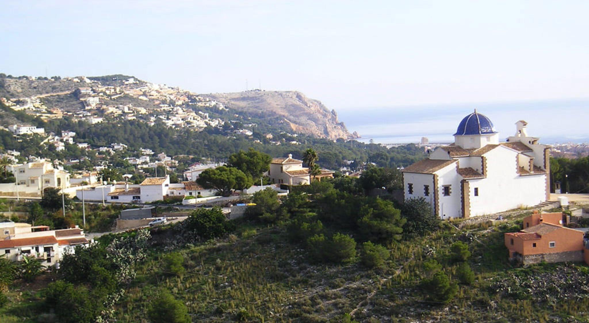 Imagen: Ermitas de Xàbia-