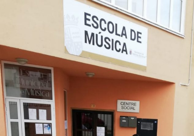 Imatge: Escola de musica Benitatxell