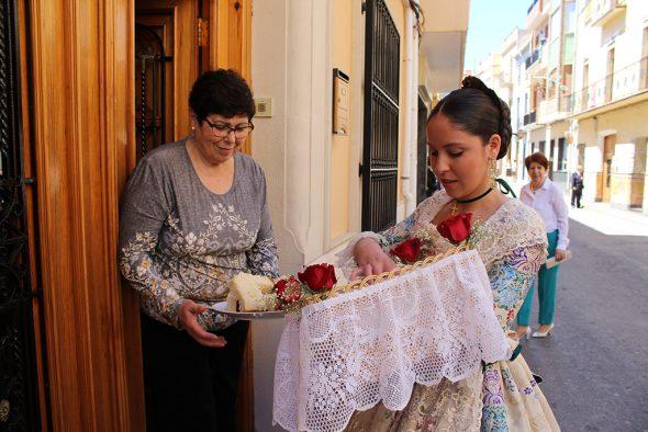 Imagen: Festes de la Rosa Benitatxell