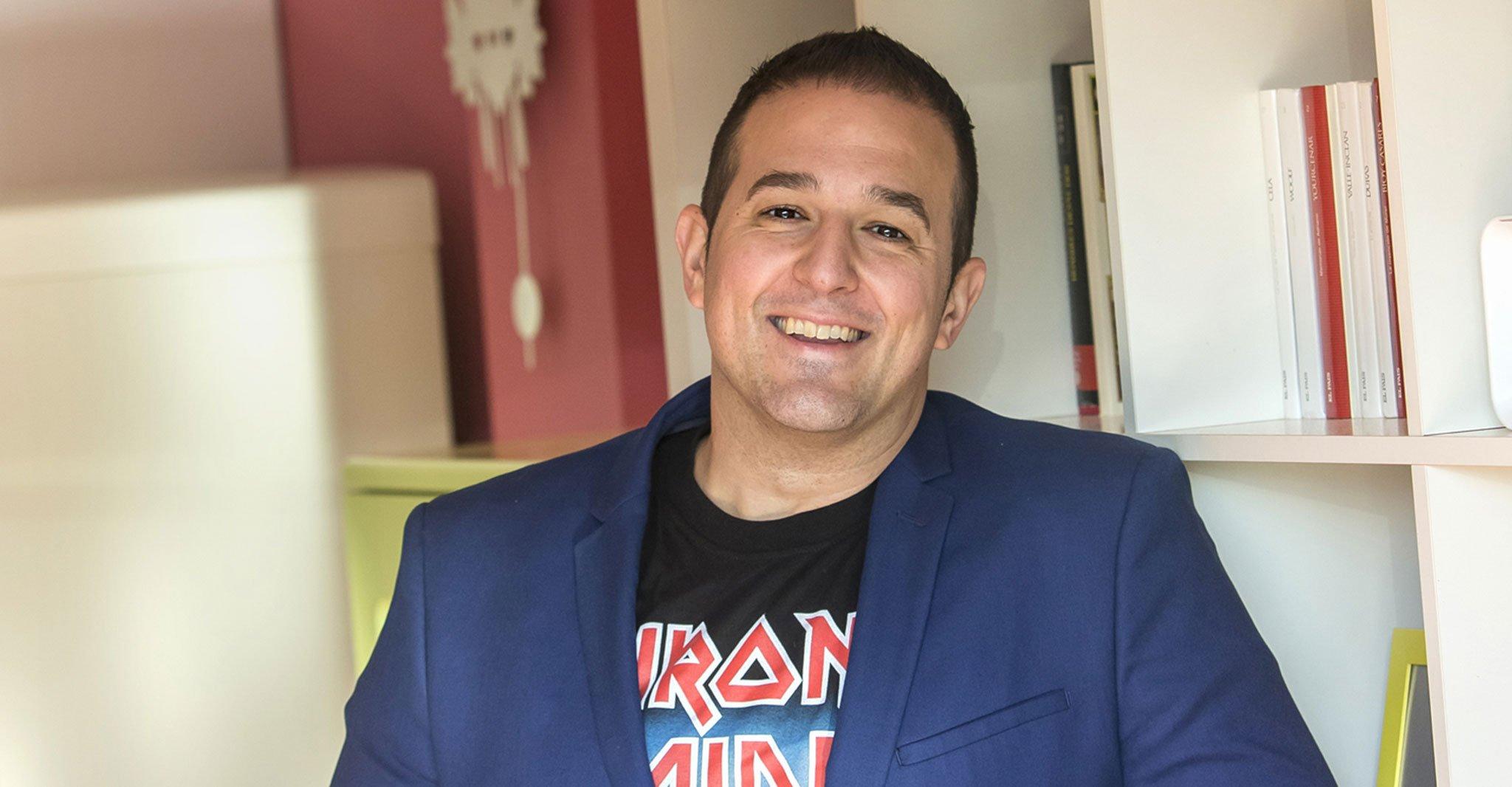 Jovi Seser, autor de Ondara