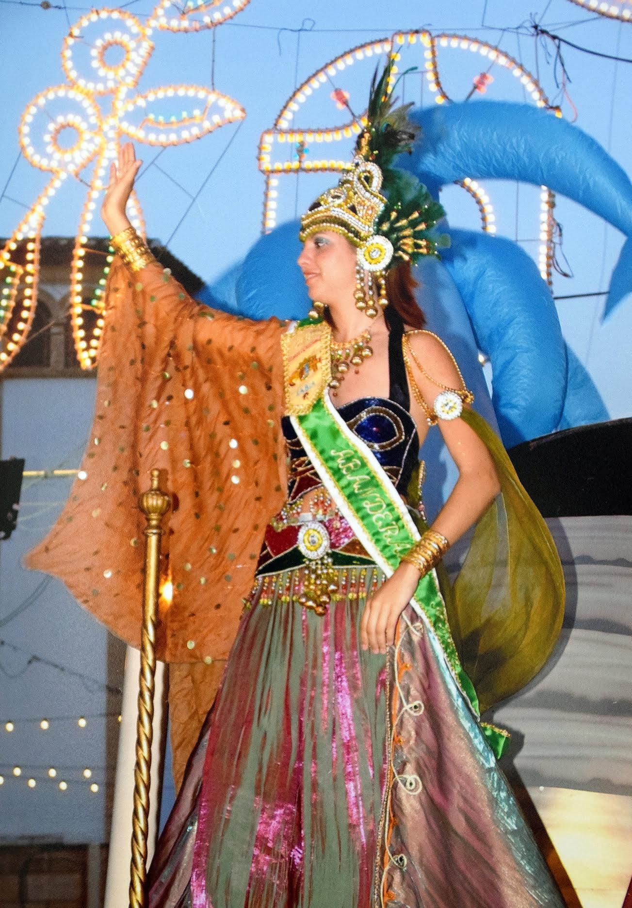 Miriam Monfort – Abanderada Mora 2007