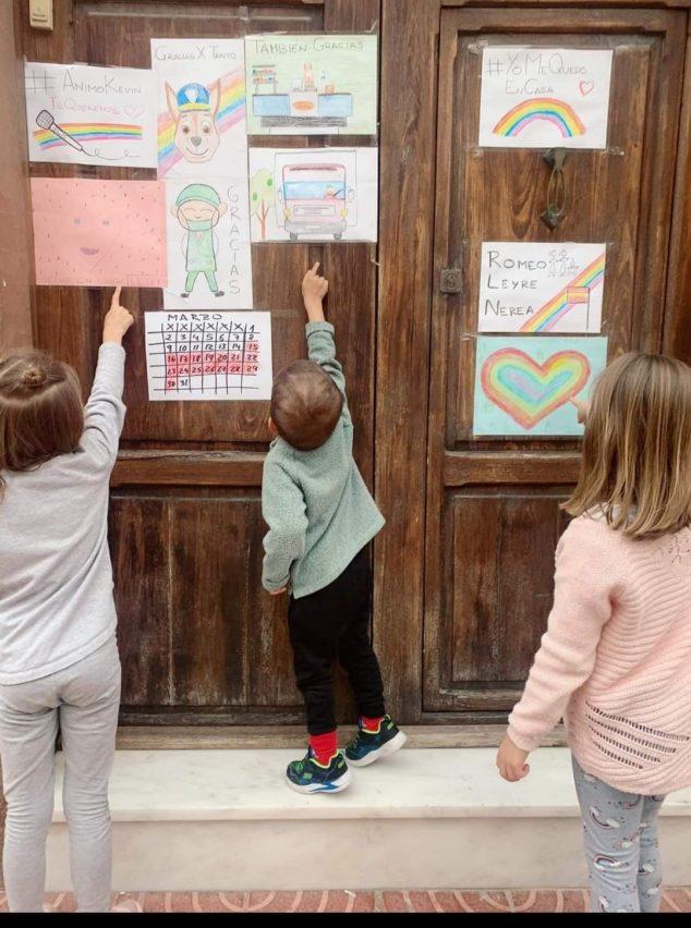 Imagen: Niños Benitatxell