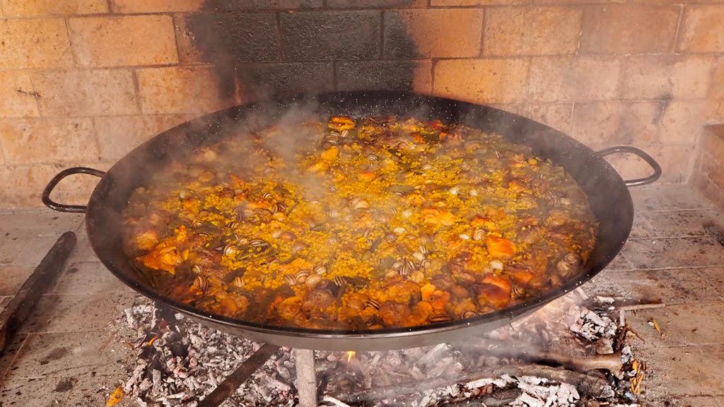 Paella pascuera – Aurora Ferrer