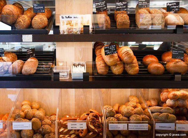 Imagem: Pão e outras especialidades no Austrian Café Wien