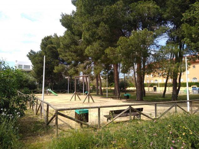 Imatge: Parc del Carrer Gènova