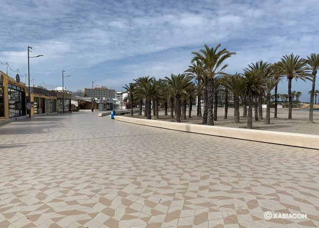 Bild: Paseo del Arenal