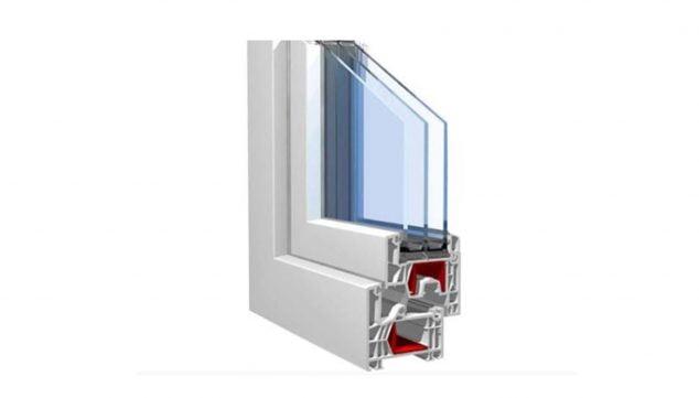 Imagen: Perfil de ventanas KÖMMERLING - Alucardona Pvc y Aluminios, S.L.