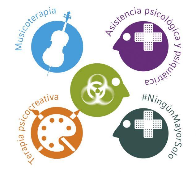 Imatge: Programa Estem amb tu de el Departament de Salut de Dénia