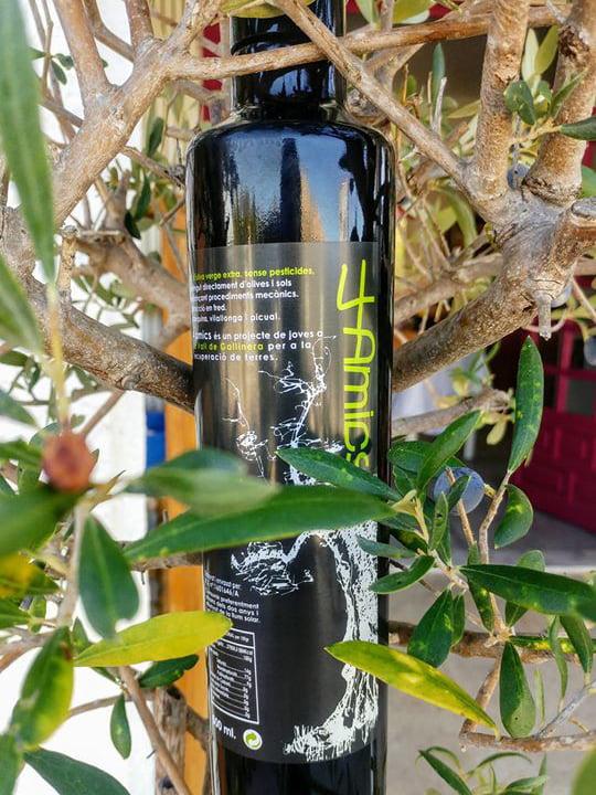 Aceites artesanales Jávea – De La Tierra Jávea