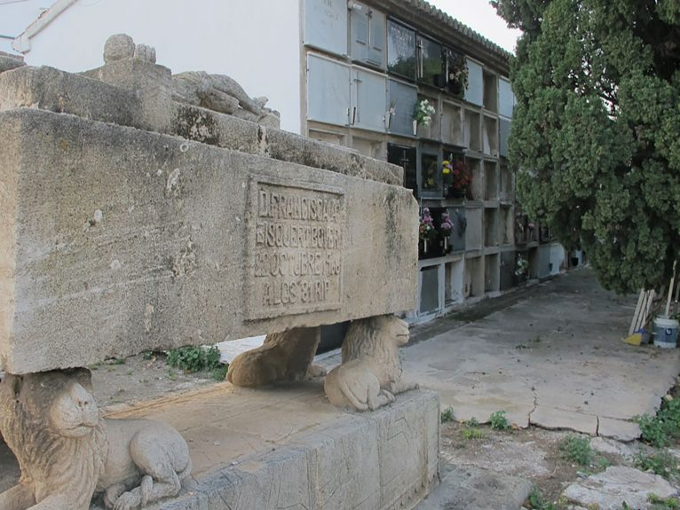 Antiguo Cementerio de Xàbia