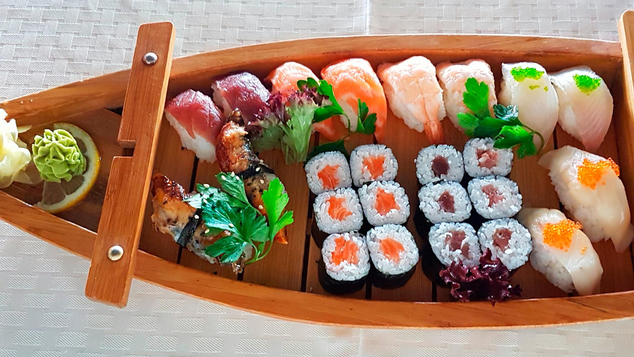 Sushi en Jávea – Restaurante Asiático Semana 8