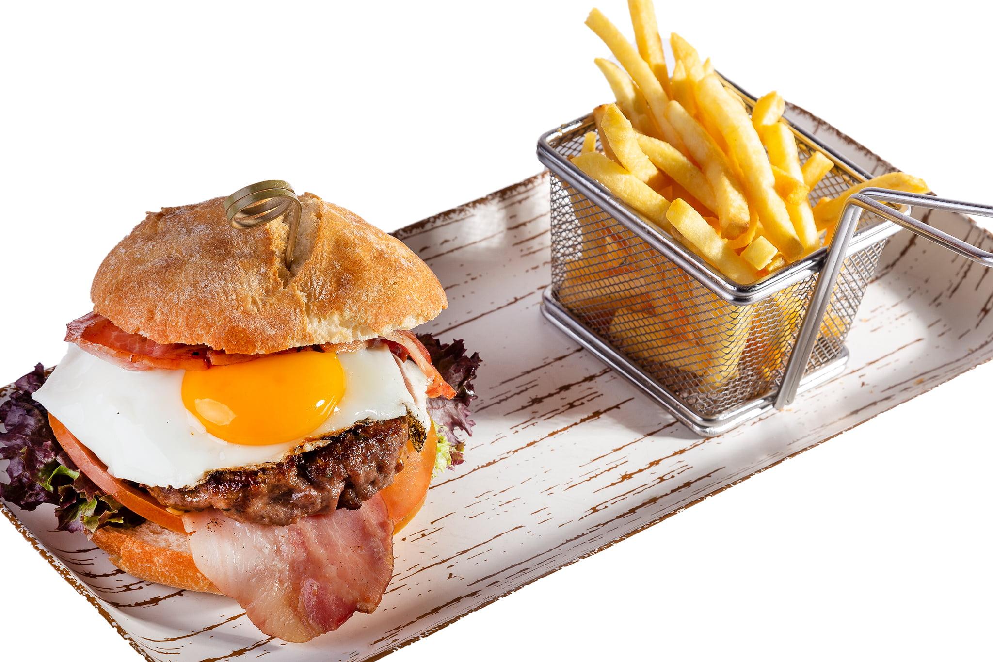 Burger en Jávea – Restaurante Ammos