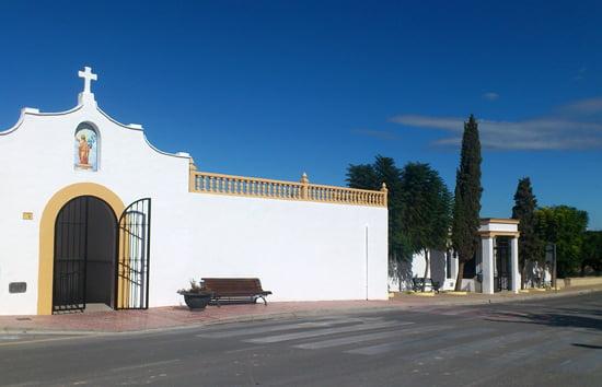 Imatge: Cementiri del Poble Nou de Benitatxell