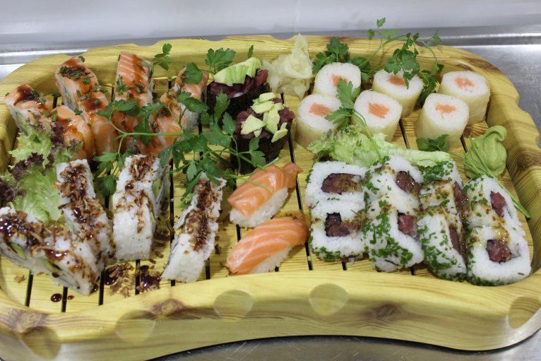 Comer japonés en Jávea - Restaurante asiático Semana 8