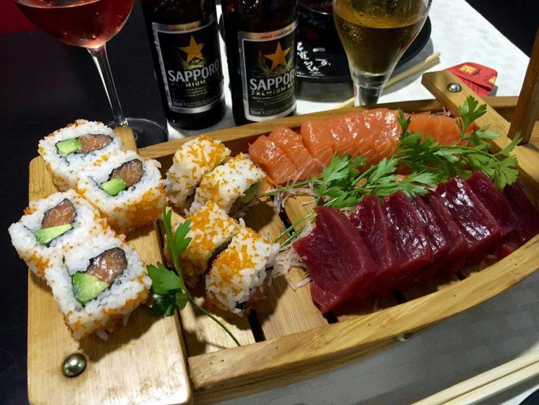 Comer sushi en Jávea - Restaurante asiático Semana 8