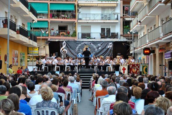 Imagen: concierto musica festera