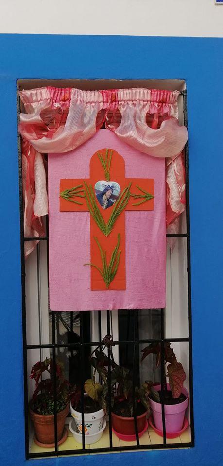 Cruces de Mayo en Xàbia