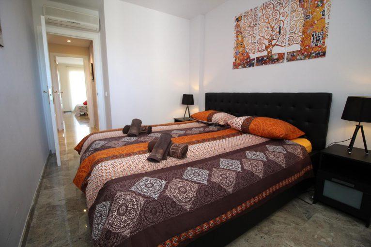 Habitación en un apartamento de vacaciones en Jávea - MMC Property Serivces