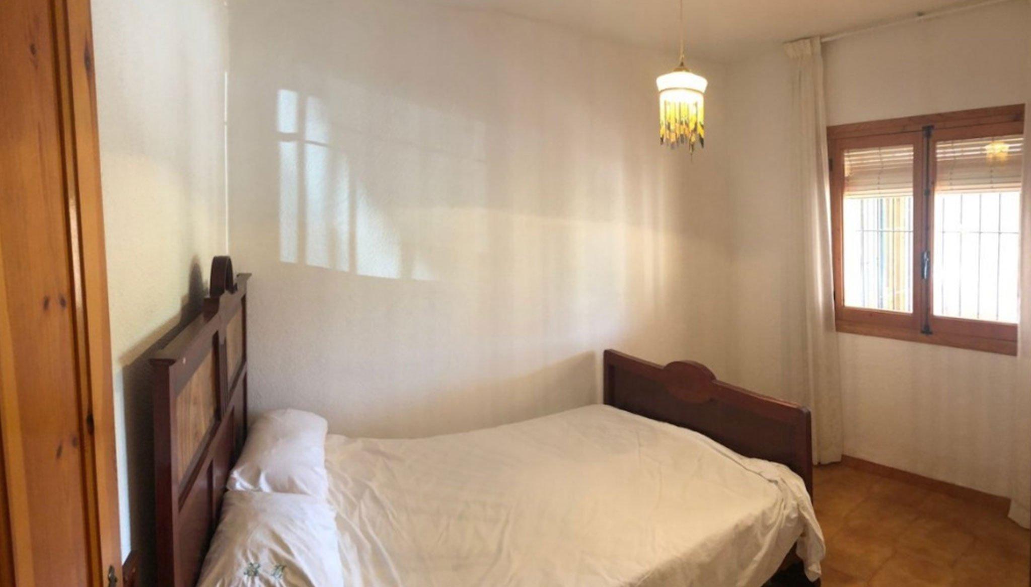 Habitación de un chalet en venta en Gata de Gorgos – Terramar Costa Blanca