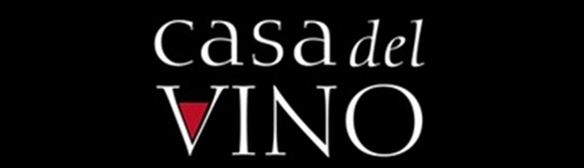 Logotipo Casa del Vino