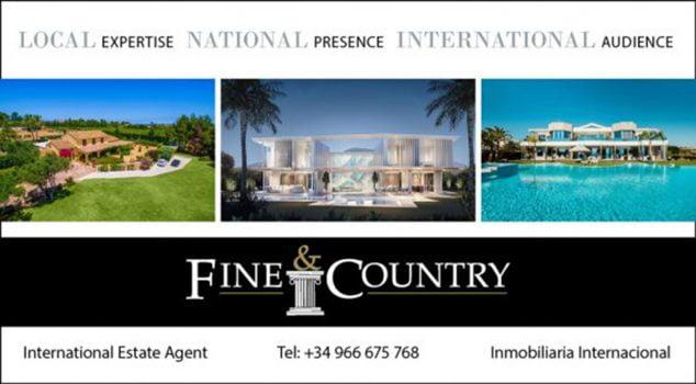 Imatge: Logotip de Fine & Country Costa Blanca Nord