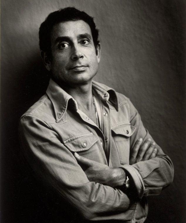 Imagen: Manuel Jorge en una imagen de 1976.