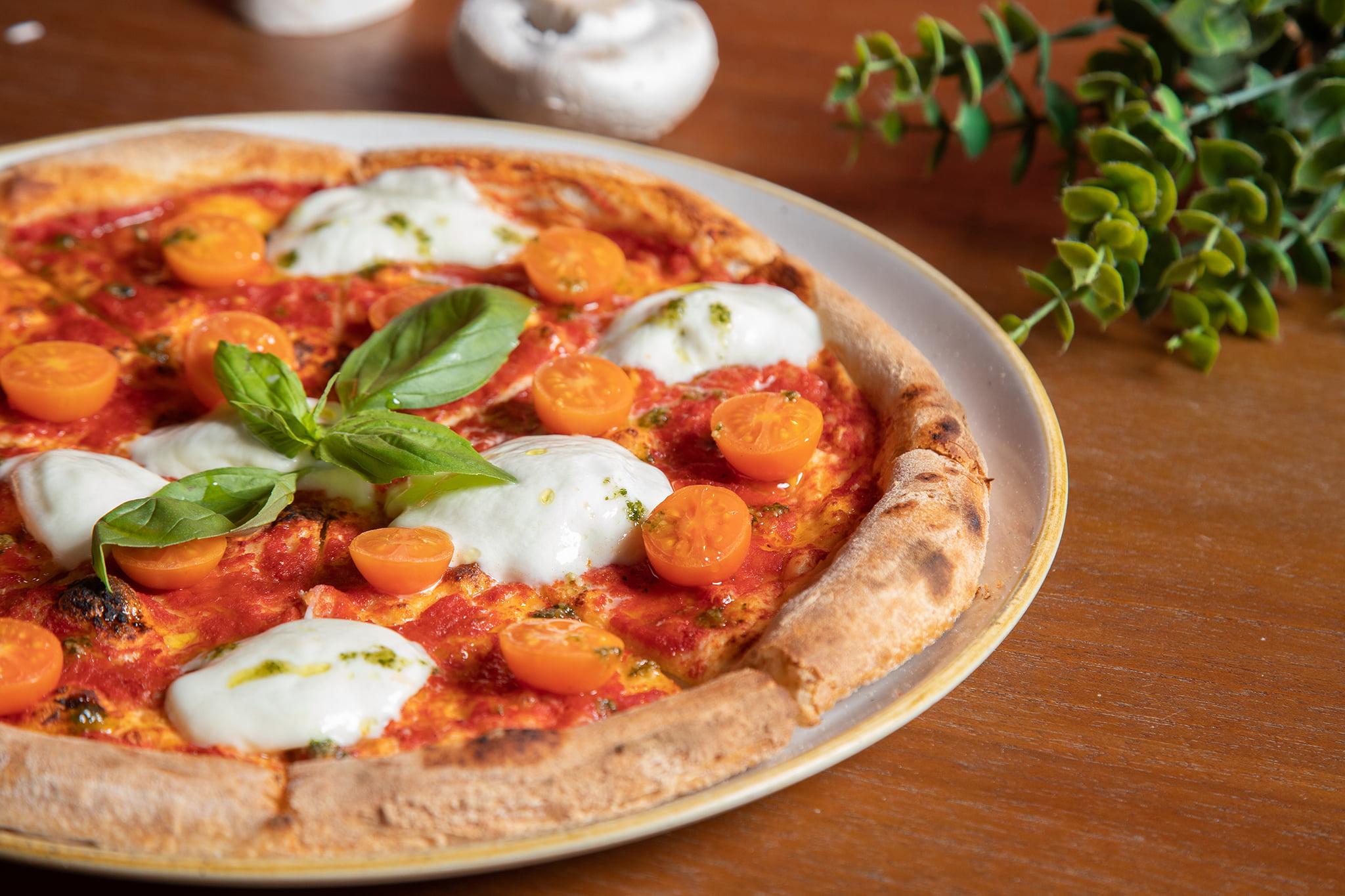 Pizzas en Jávea – Restaurante Ammos