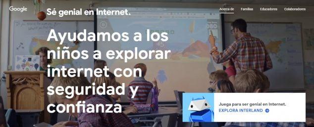 Imagen: Plataforma 'Sé Genial en Internet'