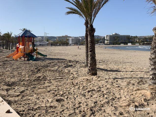 Imatge: Platja de l'Arenal