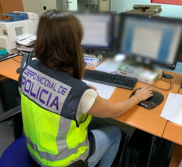 Imatge: Policia Nacional