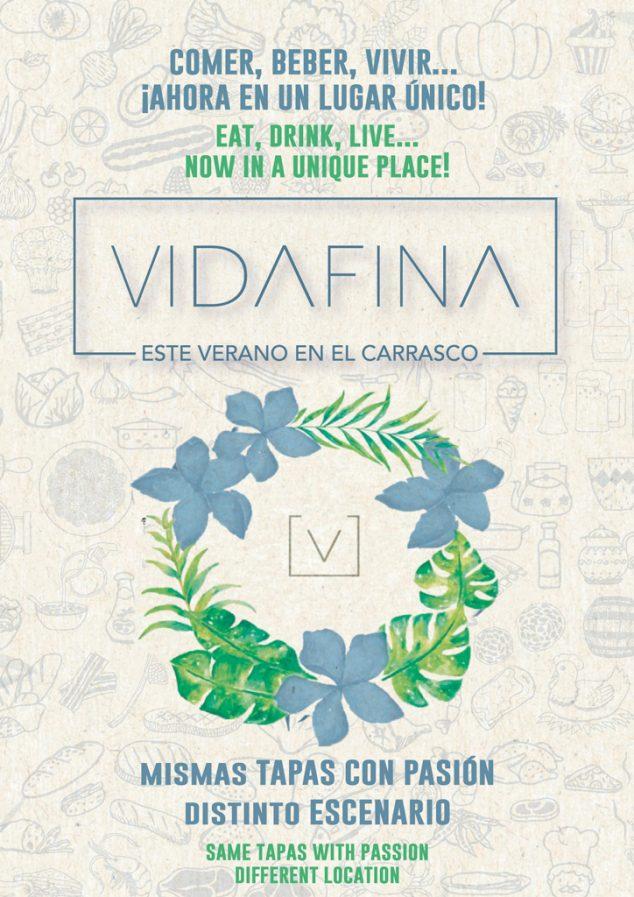 Imagen: Vuelve VidaFina