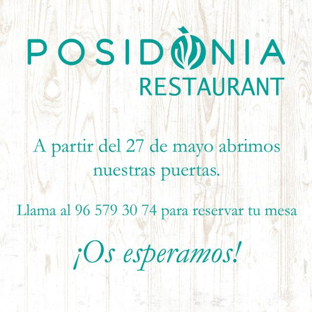 Imagem: Reabertura do Restaurante Posidonia