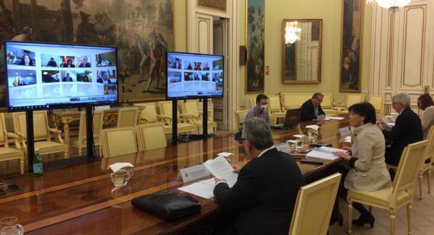 Imatge: Reunió sectorial d'Educació