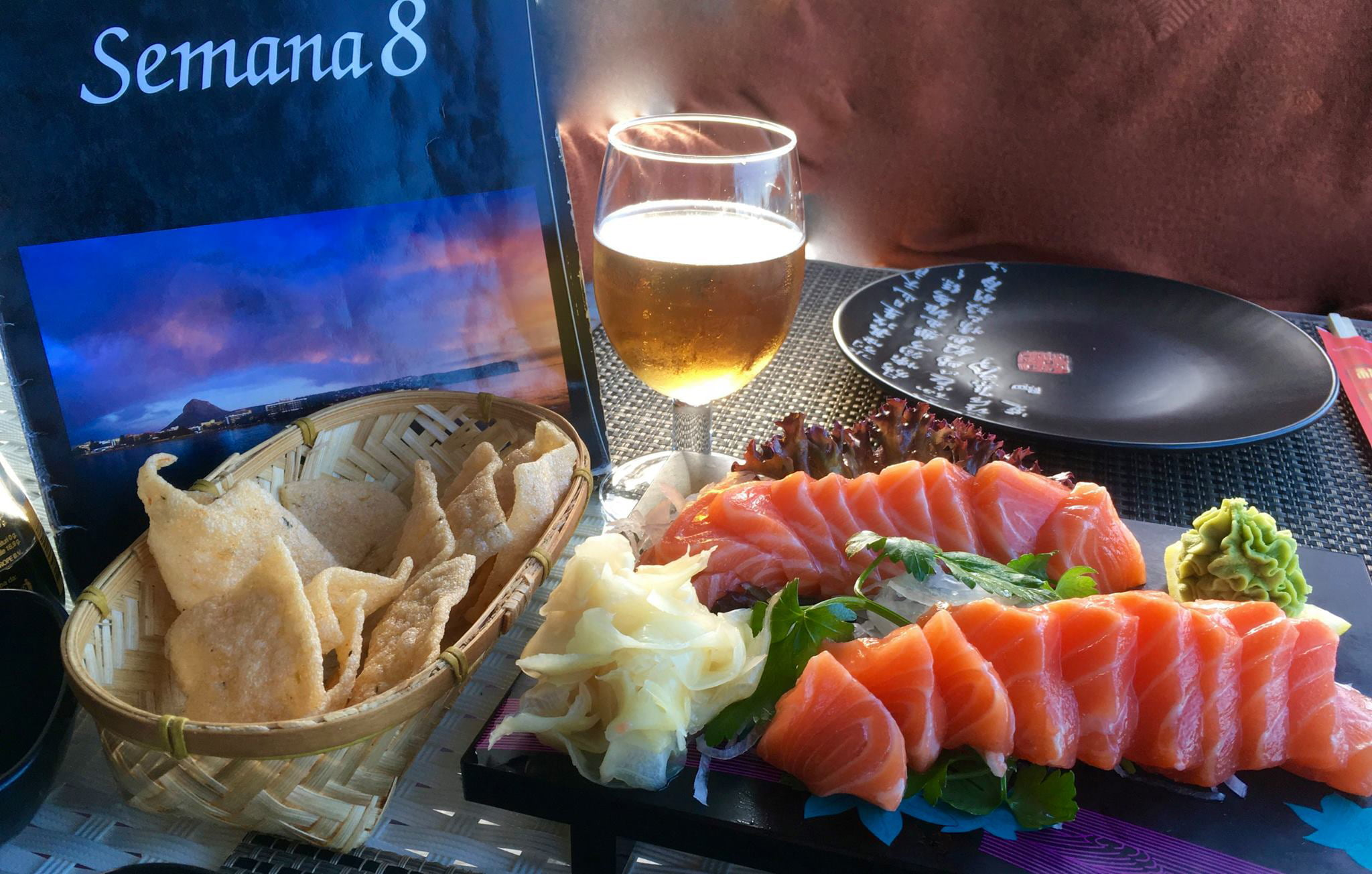 Sashimi en Jávea – Restaurante asiático Semana 8